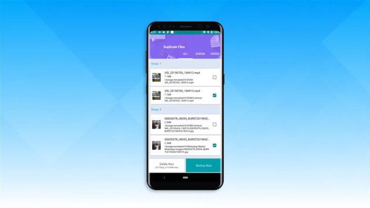 Jinsi ya Kufuta Picha Zinazofanana au Zilizojirudia (Android)
