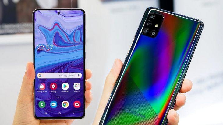 Zifahamu Hizi Hapa Sifa na Bei ya Samsung Galaxy A71