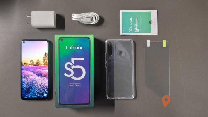 Teknolojia Ilivyoweza Kutumika Katika Toleo Jipya la Infinix S5