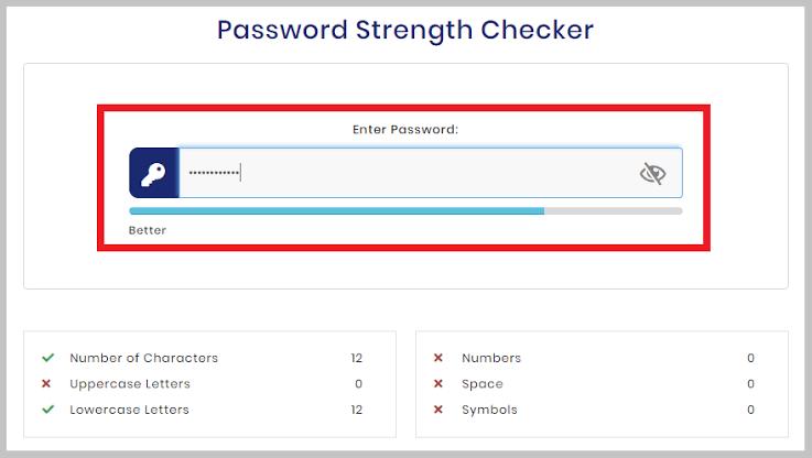 Zifahamu Hizi Hapa Sheria za Kuwa na Password (Nywila) Bora
