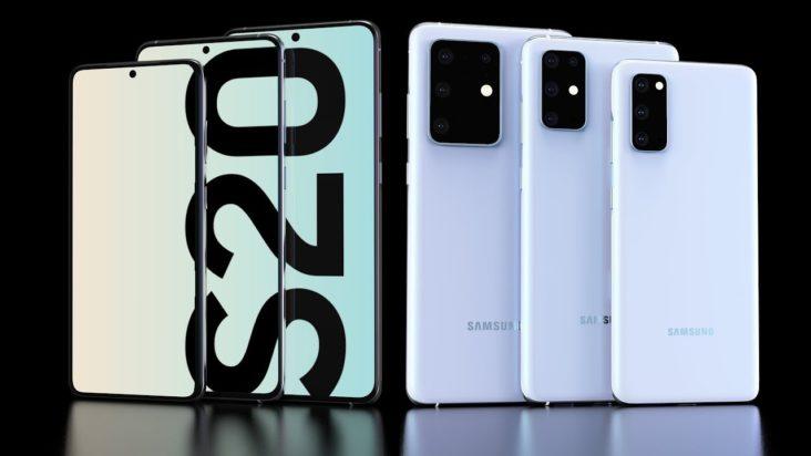 Jiandae na Samsung Galaxy S20 na Galaxy Fold 2 (February 11)