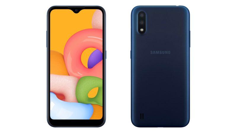 Samsung Yazindua Simu Mpya ya Bei Rahisi ya Galaxy A01
