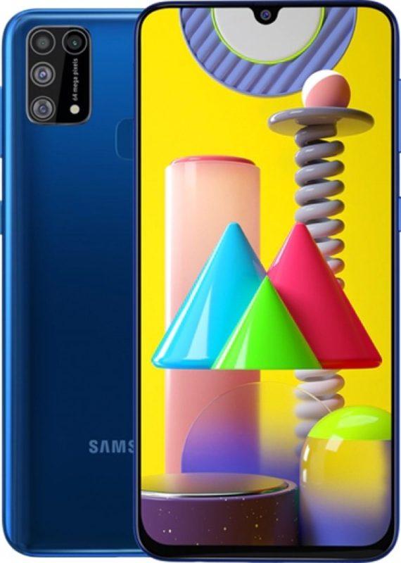 Jiandae na Simu Mpya ya Samsung Galaxy M31