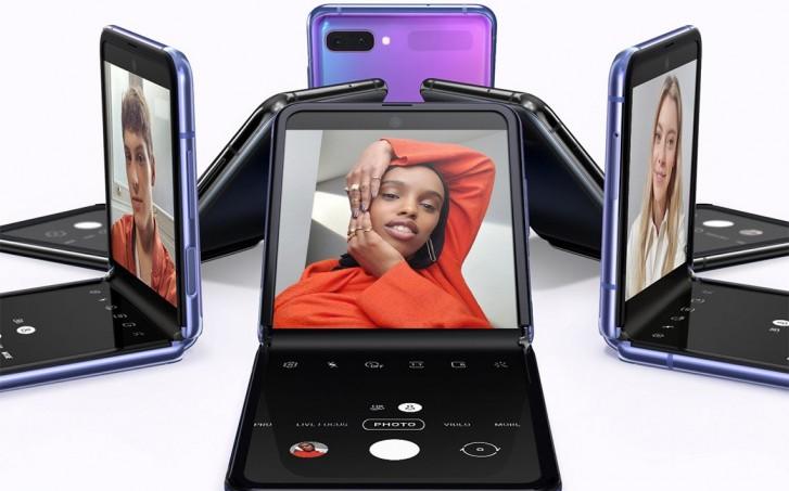 Hizi Hapa Sifa na Bei ya Samsung Galaxy Z Flip