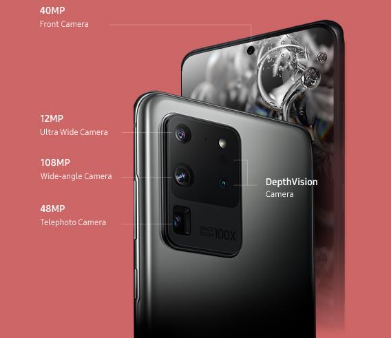 Hizi Hapa Sifa na Bei ya Samsung Galaxy S20 Ultra 5G