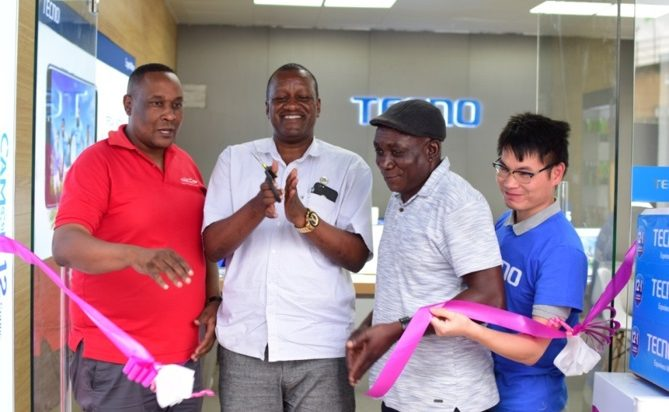 TECNO Yafungua Smarthub Duka Kubwa la Kisasa Arusha