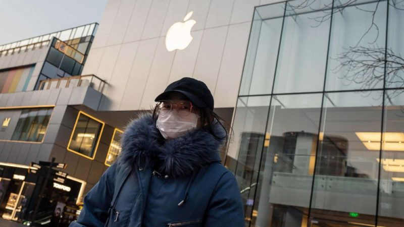 Apple Kufunga Ofisi na Maduka China Sababu ya Coronavirus