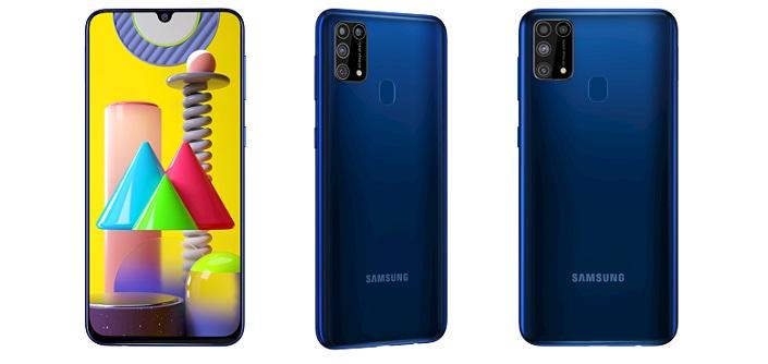 Kampuni ya Samsung Yazindua Simu Mpya ya Galaxy M31