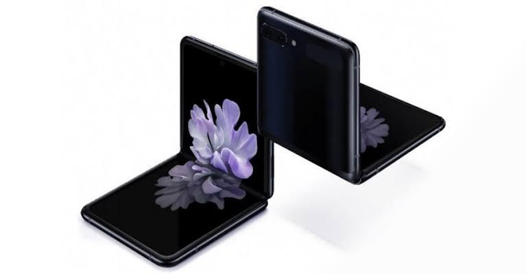 Muonekano wa Galaxy Z Flip Simu Inayojikunja Kutoka Samsung