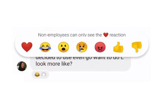 Instagram Kuja na Reaction Kwenye Sehemu ya DM