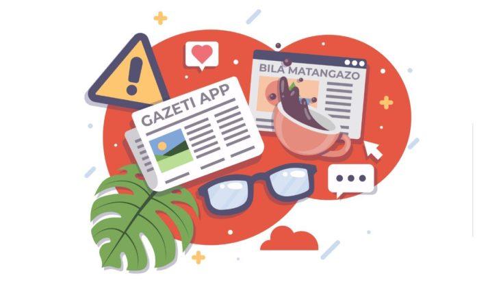 Gazeti App : Soma Habari Zote Tanzania Bila Matangazo