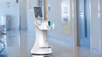 China Kutumia Roboti Kuzuia Maambukizi ya Virusi vya Corona