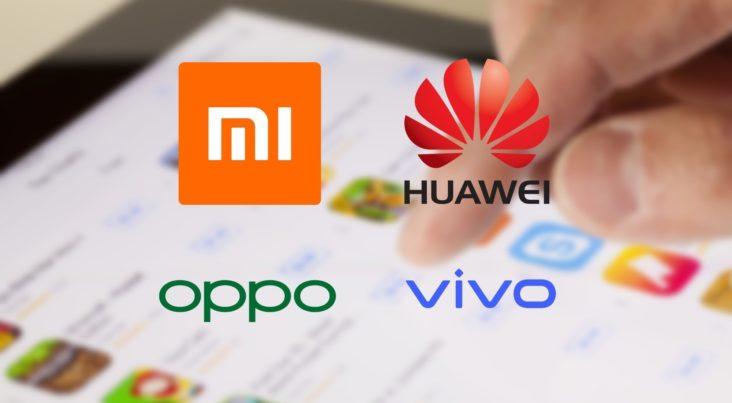 Huawei, Vivo, Oppo na Xiaomi Kuja na Soko la Pamoja la Apps