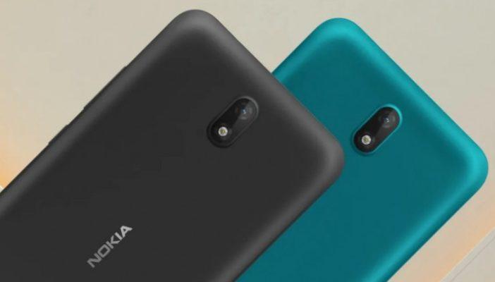Kampuni ya Nokia Yazindua Simu Mpya ya Nokia C2 (2020)