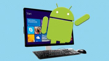 Tumia Android Kwenye Kompyuta Bila Ku-install