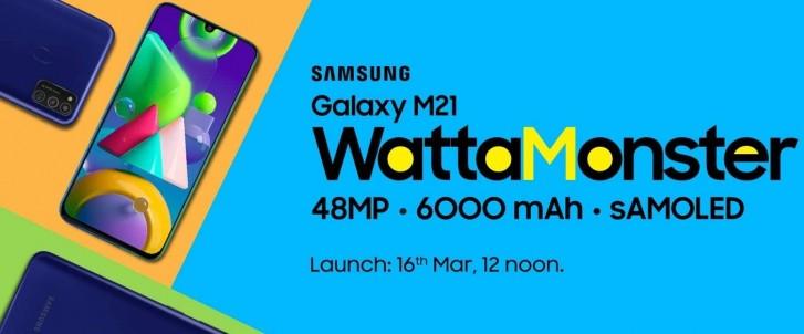 Jiandae na Simu Mpya ya Samsung Galaxy M21 (Machi 16)