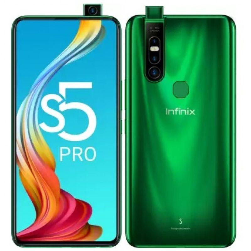Kampuni ya Infinix Yazindua Simu Mpya ya Infinix S5 Pro