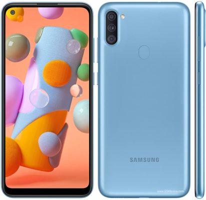Kampuni ya Samsung Yazindua Simu Mpya ya Galaxy A11