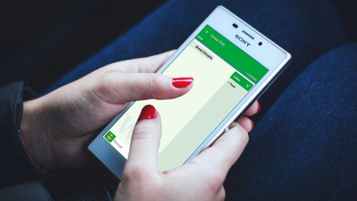 Majaribio ya Sehemu ya Group Chat Kupitia Tanzania Tech App
