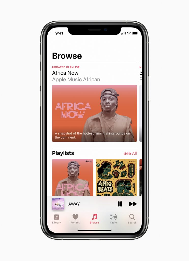 Hatimaye Apple Yaleta Huduma ya Apple Music Nchini Tanzania
