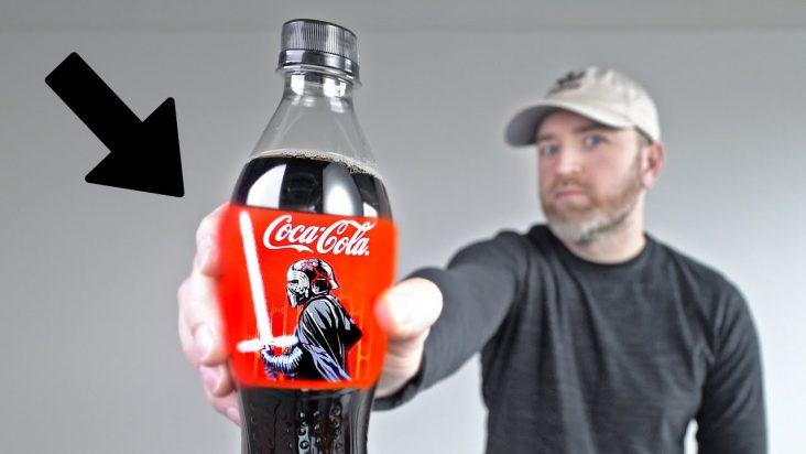 Zifahamu Chupa za Soda za Kielektroniki za Coca Cola