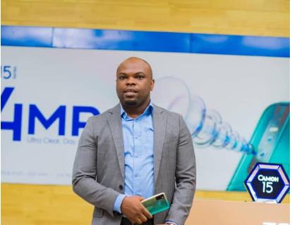 Kampuni ya TECNO yazindua CAMON 15 Hapa Tanzania