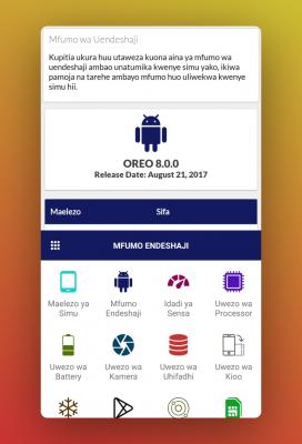 Fahamu Sifa Kamili za Simu Yako ya Android (Bila Internet)