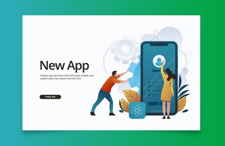 App Nzuri Soko Maalum Kwaajili ya Kutambua Application Nzuri