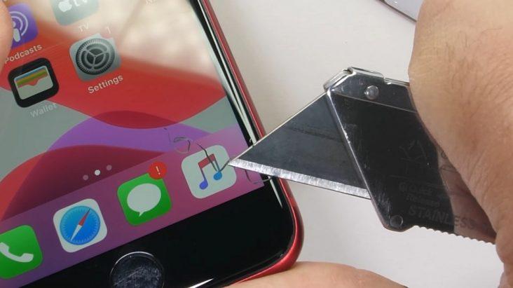 Ugumu na Ubora wa Simu Mpya ya iPhone SE (2020)