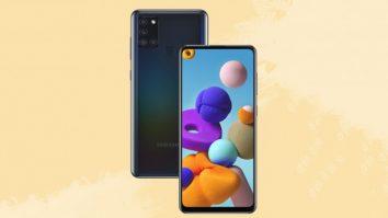 Kampuni ya Samsung Yazindua Simu Mpya ya Galaxy A21s