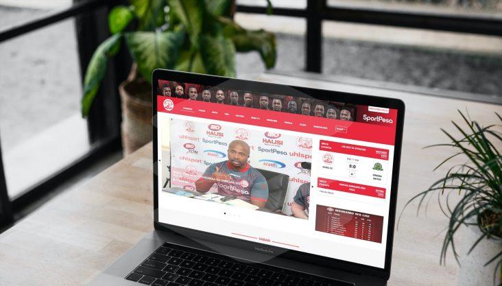 Klabu ya Michezo ya Simba SC yazindua Rasmi Tovuti Yake