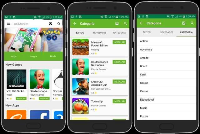 Hizi Hapa Apps ambazo ni Mbadala wa Soko la Play Store
