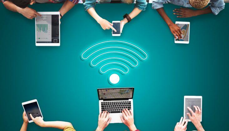 Tumia Internet ya Simu Moja Kwenda Nyingine Kupitia Link