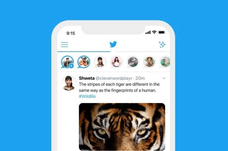 Twitter Kuja na 'Fleets' Sehemu Kama Stories ya Instagram
