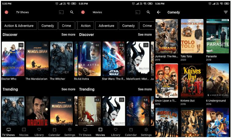 Zifahamu Apps za Kudownload Movie Mpya (Hazipo Play Store)