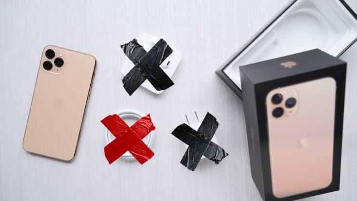 Tetesi : Baadhi ya Simu za Samsung na iPhone Kuja Bila Chaja
