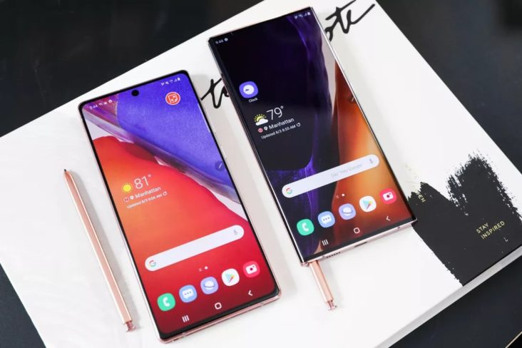 Zifahamu Simu Mpya za Samsung Galaxy Note 20 na Note 20 Ultra
