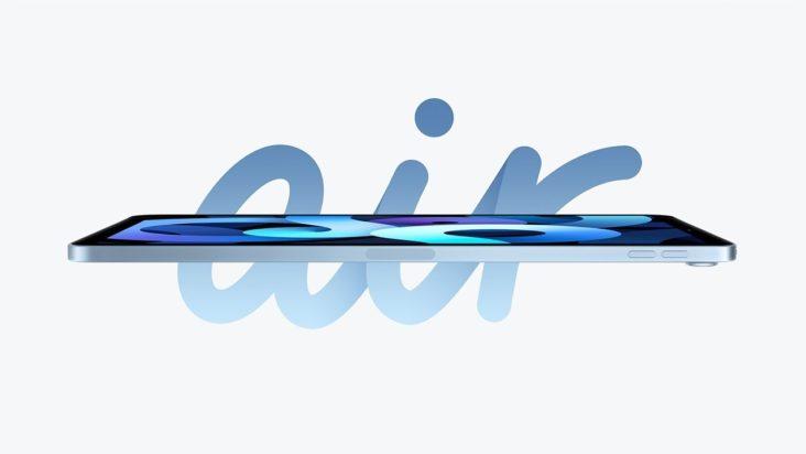 Kampuni ya Apple Yazindua Toleo Jipya la iPad Air (2020)