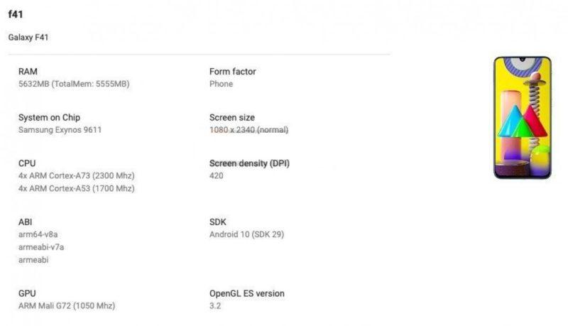 Jiandae na Matoleo ya Simu za Samsung Galaxy F Series