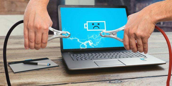 Makosa 4 Yanayofanya Laptop Yako Kuharibika Haraka