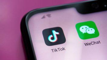 TikTok na WeChat Kufungiwa Kwenye Masoko ya App Marekani