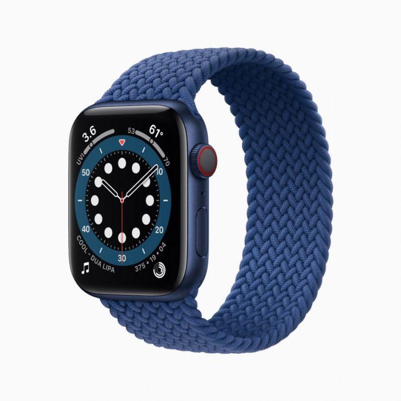Zifahamu Saa Mpya za Apple Watch Series 6 na Watch SE