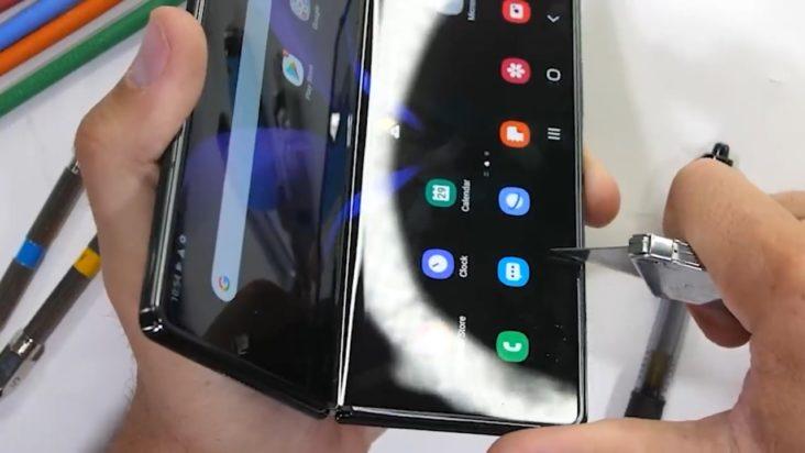 Video : Ugumu na Ubora wa Samsung Galaxy Z Fold 2