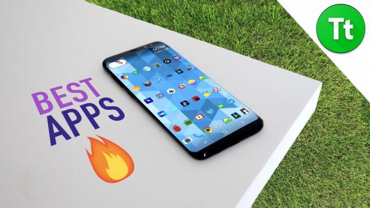 Novemba : Jaribu Apps Nzuri Kwenye Simu Yako ya Android