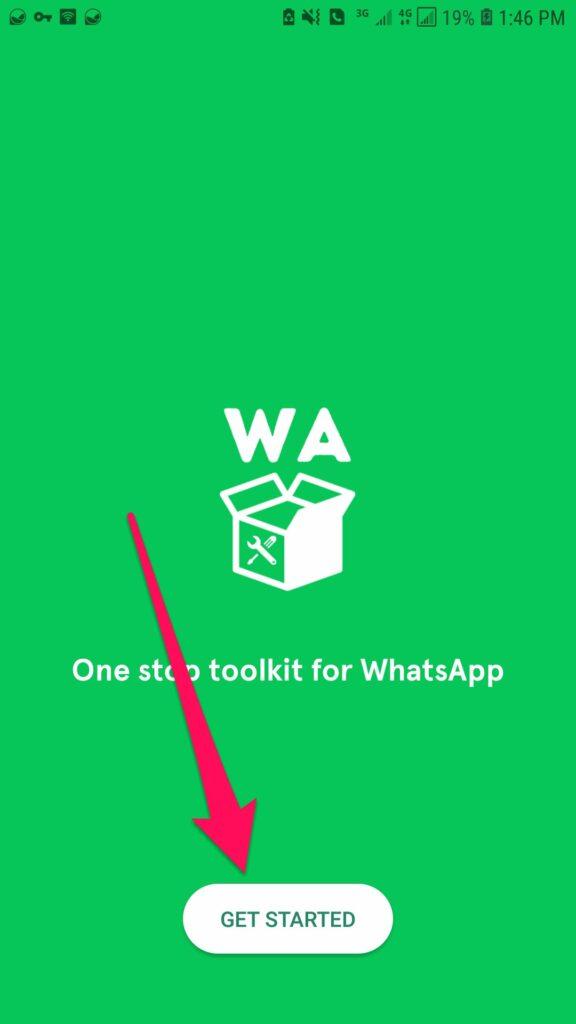 Njia Bora ya Kuchat WhatsApp Huku Ukitembea (Taratibu)
