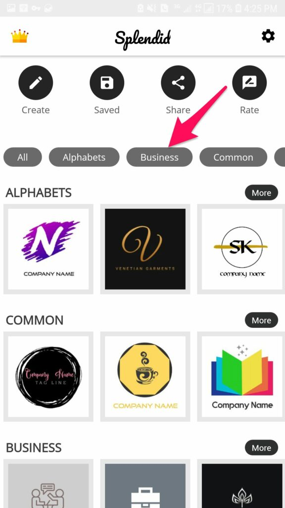Jinsi ya Kutengeneza Logo kwa Kutumia Smartphone
