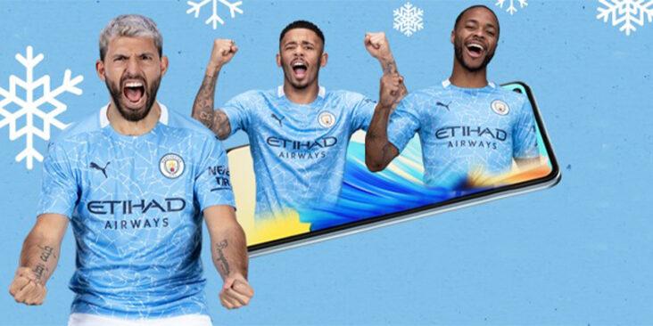 TECNO na Manchester City Kutoa Zawadi Msimu Huu wa Sikukuu
