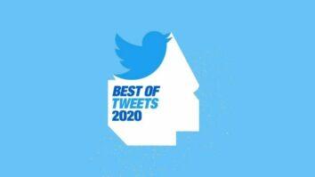 Tweet na Akaunti Zilizofanya Vizuri Twitter Mwaka (2020)