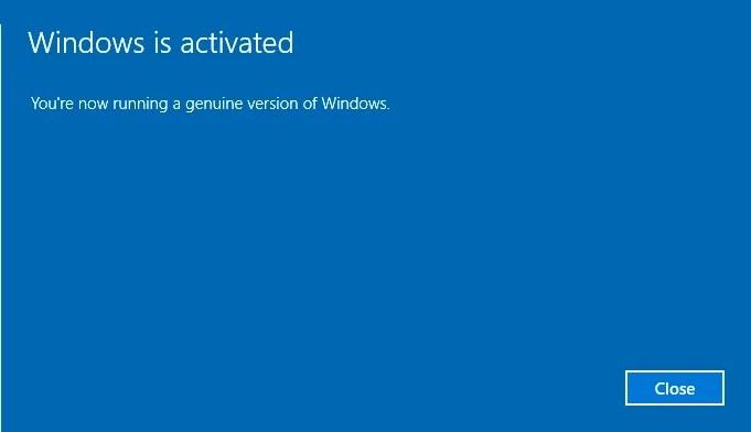 Jinsi ya Ku-Activate Mfumo wa Windows 10 Bila Programu