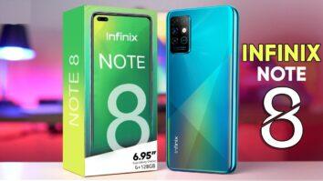 Kwanini Infinix NOTE 8 ni Simu Pendwa kwa Mwaka 2020